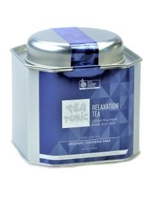 Relaxation Tea Loose Leaf Caddy Tin