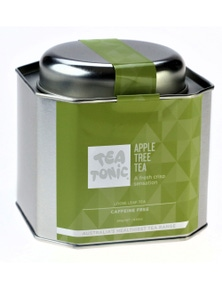 Apple Tree Tea Loose Leaf Caddy Tin