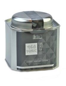 Earl Grey Tea Loose Leaf Caddy Tin