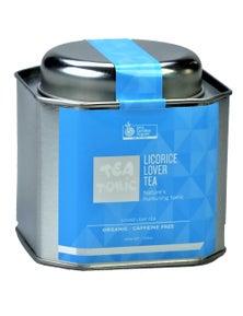Licorice Lover Tea Loose Leaf Caddy Tin