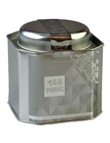 French Earl Grey Tea Loose Leaf Caddy Tin