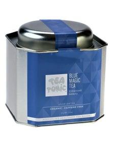 Blue Magic Tea Loose Leaf Caddy Tin