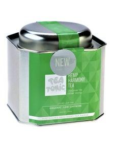 Hemp Harmony Tea Loose Leaf Caddy Tin