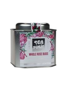Tea Tonic Rose Bud Tea Loose Leaf Caddy Tin