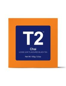 T2 Loose Tea - Chai 100g O/B