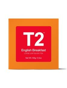 T2 Loose Tea - English Breakfast 100g O/B