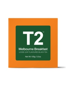 T2 Loose Tea - Melbourne Breakfast 100g O/B