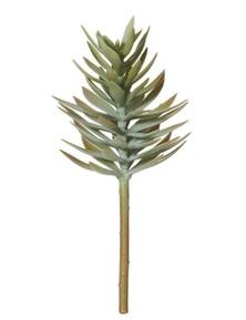 Rogue Pagoda Succulent Grey/Green 10x10x23cm