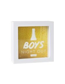 Splosh Boys Night Out Mini Change Box