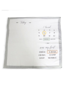 Splosh Baby Milestone Photo Mat
