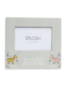 Splosh Baby Wonderful Photo Frame