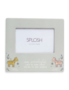 Splosh Baby Wonderful Photo Frame