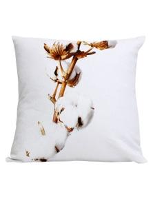 Splosh Dusk Cotton Branch Cushion