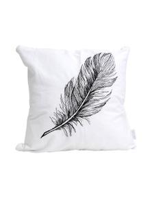 Splosh Tranquil Embroidered Cushion