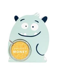 Splosh Colourful Kids Monster Money Box