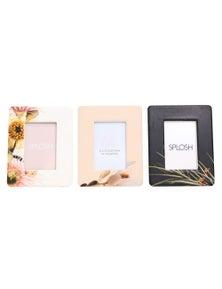 Splosh Flourish Mini Frame Set