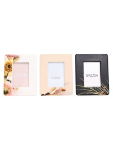 Splosh Flourish Mini Frame Set