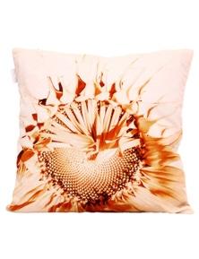 Splosh Flourish Contrast Sunflower Cushion