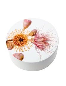 Splosh Flourish Medium Round Trinket Box