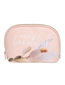 Splosh Flourish Large Beautiful Cosmetic Bag