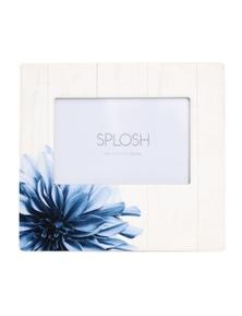 Splosh Soph Hamptons Blue Blossom 4x6 Frame