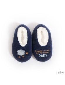 Splosh Slipper Baby Duo Cloud