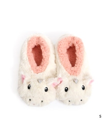 Splosh Slipper Kids Animal Unicorn
