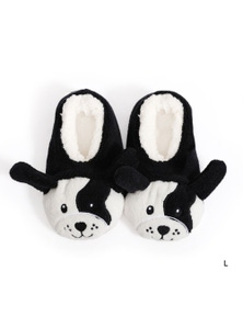 Splosh Slipper Kids Animal Puppy
