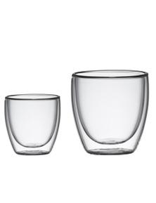 Classica Barista S6 Coffee D/Wall Glasses