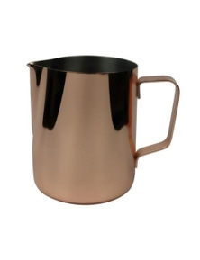 Classica Copper Milk Frothing Jug - 350ml