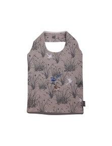 The Linen Press - Blue Wren - Grassland - Tote Bag