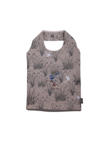 The Linen Press - Blue Wren - Grassland - Tote Bag