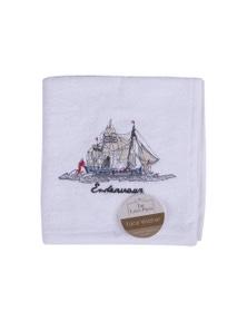 The Linen Press - Early Australian Maritime - Face Washer
