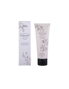 The Linen Press - Natural Olive Oil & Eucalyptus Hand Cream 75ml