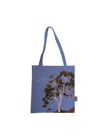 The Linen Press - Apple Box Glow - Shopper Bag