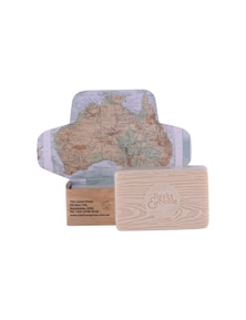 The Linen Press - Soap Sandalwood 100g