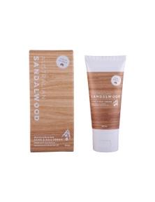The Linen Press - Sandalwood Hand & Nail Cream 60ml