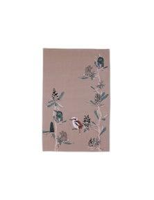 The Linen Press - Kookaburra & Banksia - Tea Towel