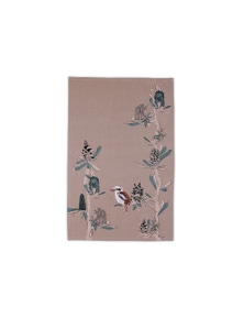 The Linen Press - Kookaburra & Banksia - Tea Towel