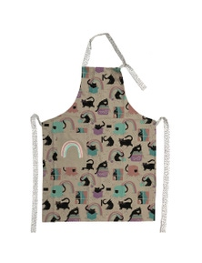 The Linen Press - Cat Love - Apron