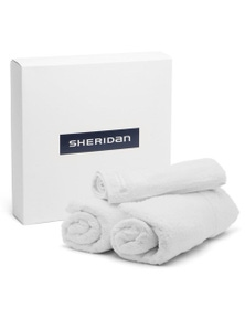 Sheridan Luxury Egyptian Cotton Towel Set 3 Pack