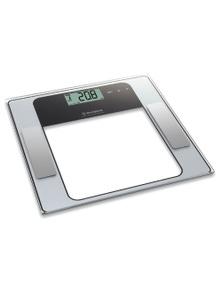 Westinghouse Personal Digital Body Fat/Hydration Scales - Silver/Black