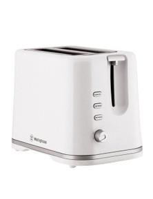 Westinghouse 2 Slice Toaster - White