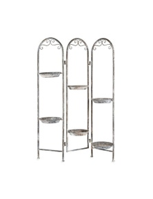 Arched Potplant 100cm Stand Screen