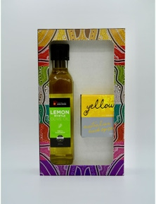 Australian Bush Spices Oil and Dukkah Gift Pack