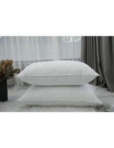 Benson Micro-Plush Pillow Twin Pack