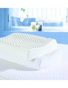 Benson ECO Latex Contoured Massage Pillow