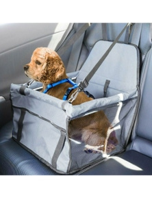 PawsClaws Pet Booster Car Seat