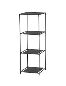 BoxSweden 3 Compartment Storage Shelf