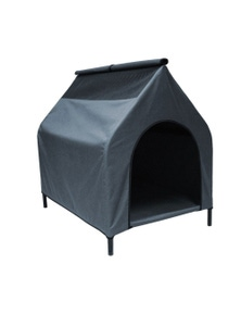 PawsClaws Large Elevated Dog House